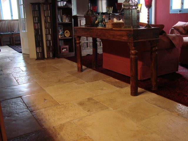 ANTIQUE BOURGOGNE LIMESTONE