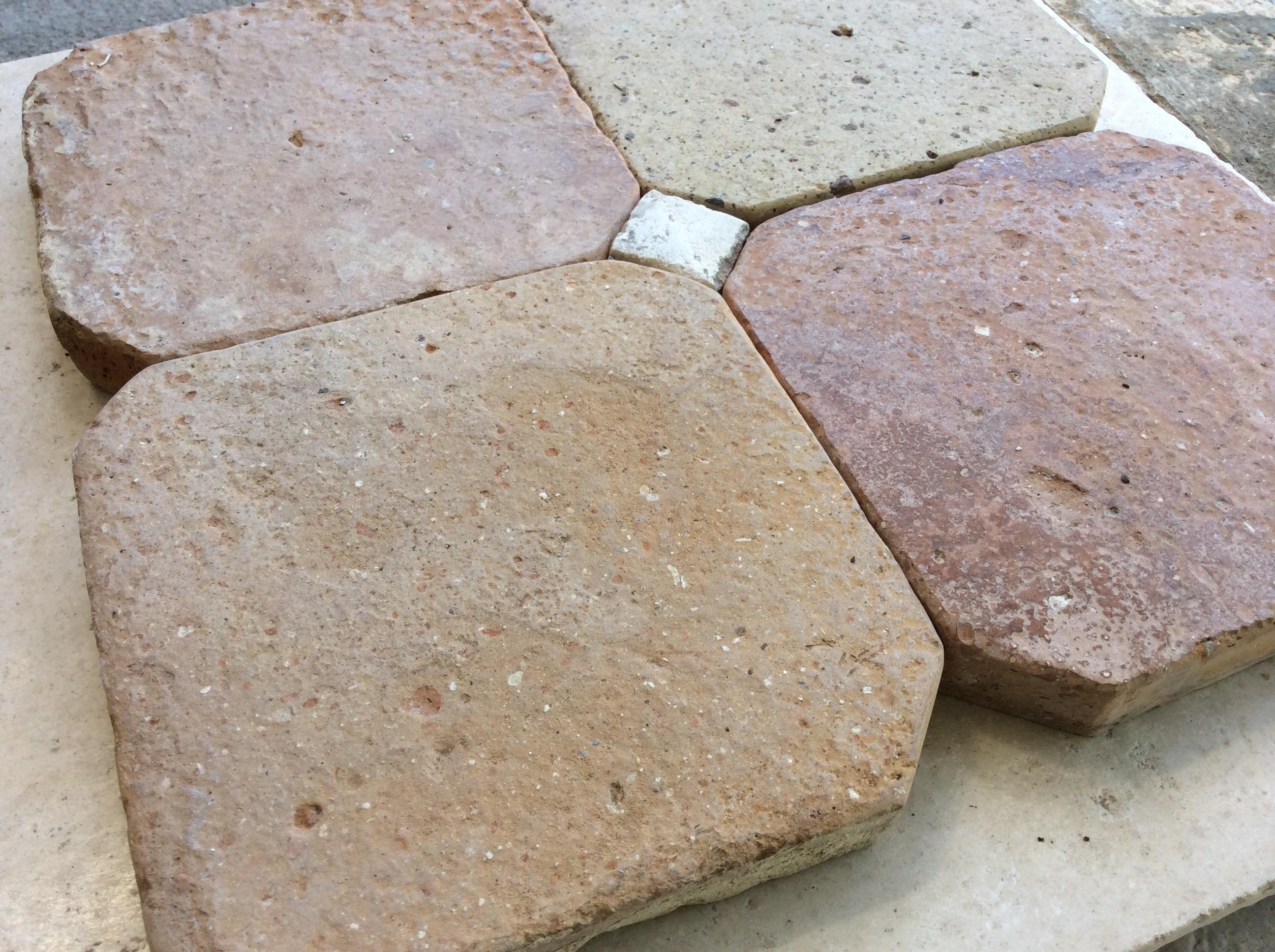 ANCIENT CABOCHON TILES