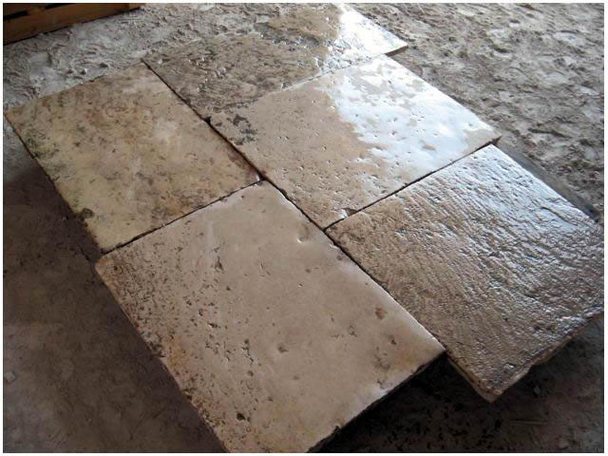 Reclaimed Stone Flooring
