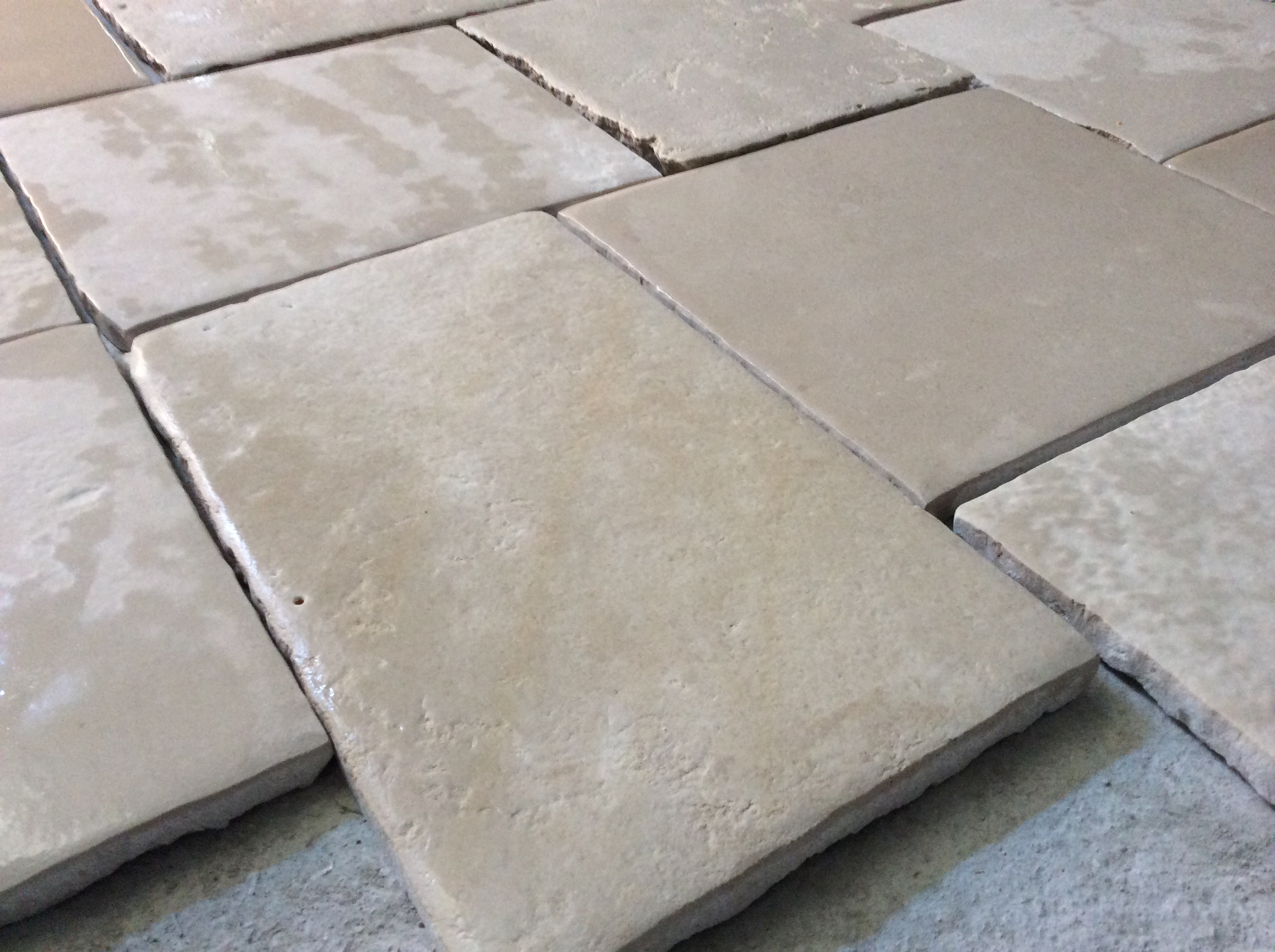 ANTIQUE LIMESTONE FLOORS,