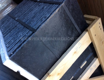 ANTIQUE BLACK STONE FLOORS