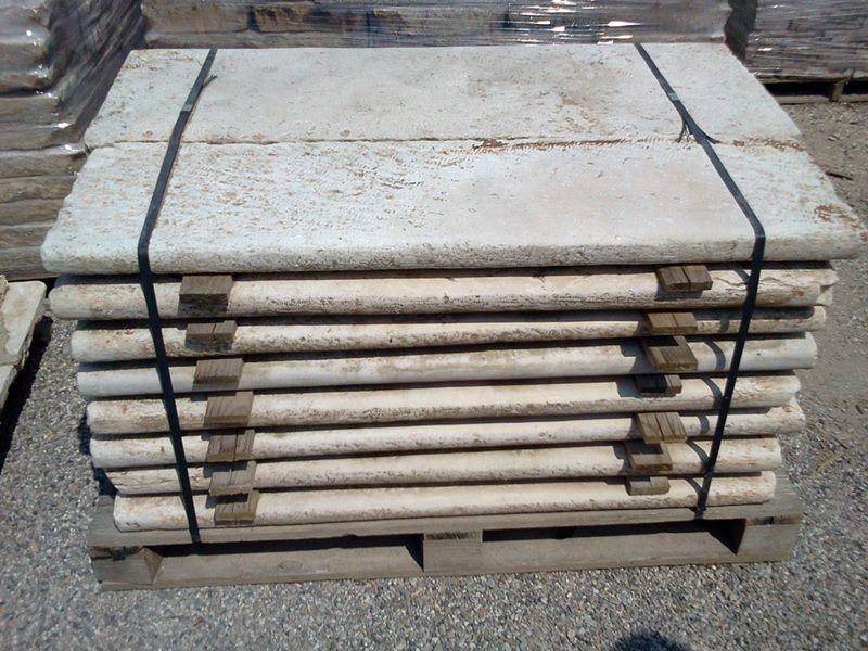 Pierre de bourgogne - Gradini in pietra per scale esterne ...