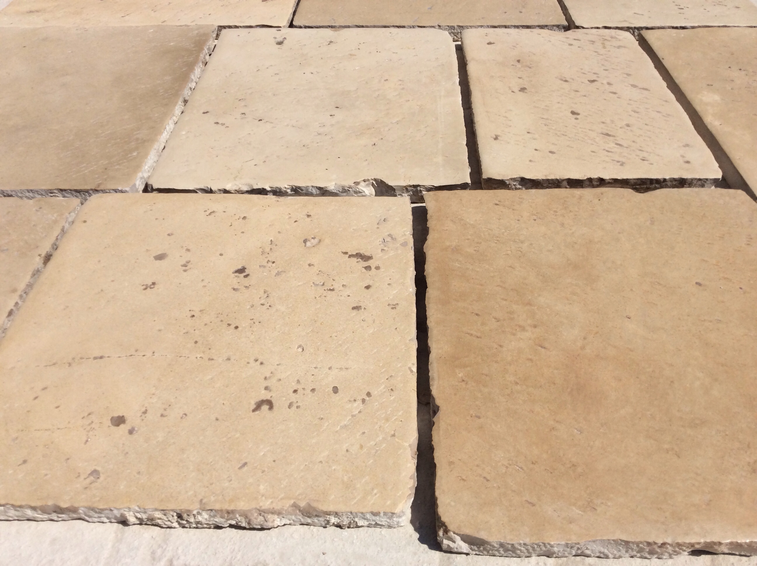RECLAIMED FRENCH LIMESTONE (second cut)SALE20%