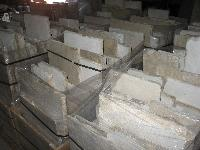 ANCIENT DALLAGE OF BOURGOGNE OF RECOVERY STONE CUT TO 3 CM.IN WAREHAUSE STOCK OF 500 sq.m.LOT FOR SALE.