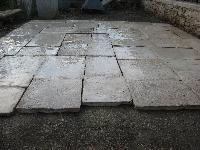 ANTIQUE RECLAIMED EXQUISITE SURFACES ANCIENT BOURGOGNE OF RECOVERY LIMESTONE FLAGSTONE FLOORS FLOOR PLANCHER MUCH BEAUTIFUL OAVE TILE AGE 1700 ORIGINATE THEM.IN WAREHOUSE GREAT STOCKS AVAILABLE.STOCK FOR SALE.