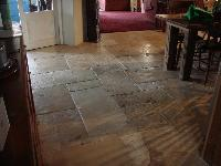ANCIENT FLOORING IN OLDSTONE OF BOURGOGNE AGE 1280