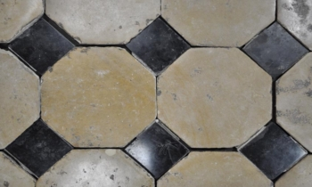 CABOCHON(2nd)STONE FLOORING