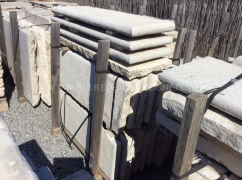 Antique Reclaimed Stone Stairs